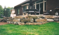 Macomb County Brickpaver patio