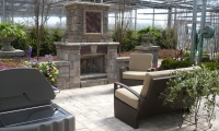 Outdoor Fireplace Macomb County