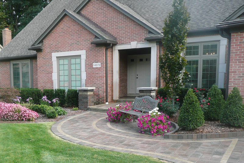 Landscaping Shelby Township