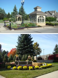 Condo and HOA landscaping Macomb County