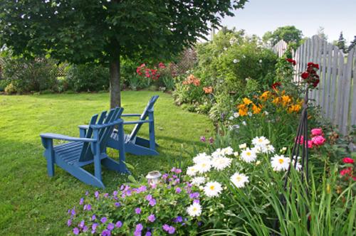 Spring Landscape Services in Rochester Hills, Michigan