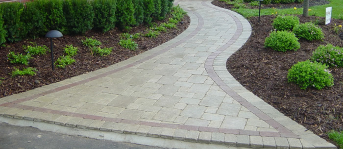 Brick Paving Designs for Oakland County Landscaping